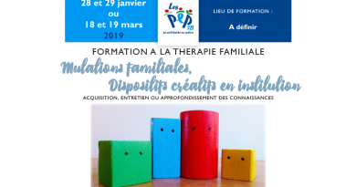 formation PEP 2B mutations familiales