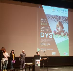 les officiels au séminaire Dyslexie 2018