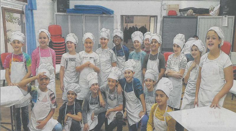 atelier cuisine école desanti savaghju PEP 2B