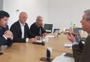 Le député Jean-Félix ACQUAVIVA visite le Centre PEP 2B de Moriani