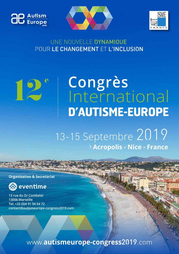 12è congrès international d'autisme-europa