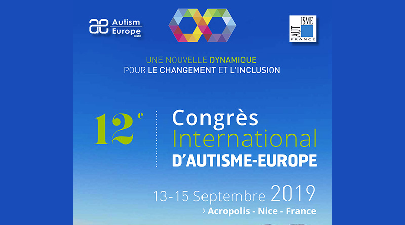 autisme-europe 12è congrès international
