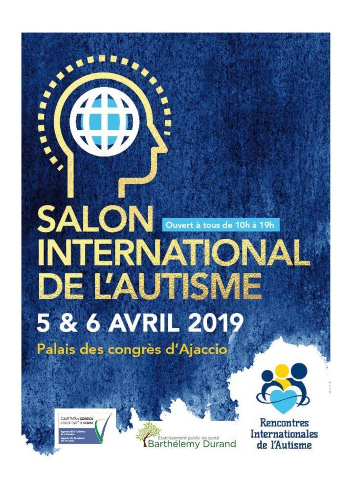 Salon de l'Autisme Ajaccio 2019