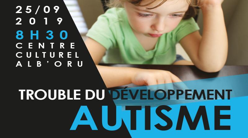 conférences autisme alb'oru avec le CRA Corsica PEP 2B
