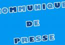 Communiqué de Presse PEP 2B