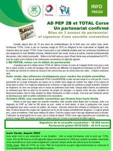 thumbnail of Dossier de Presse PEP2B TOTAL Corse 23 10 20