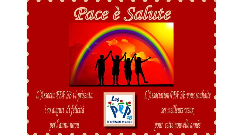 Pace è Salute per u 2021 à tutti !
