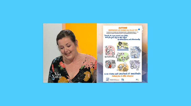 Autisme : le rôle de la PCO-TND de l'AD PEP 2B